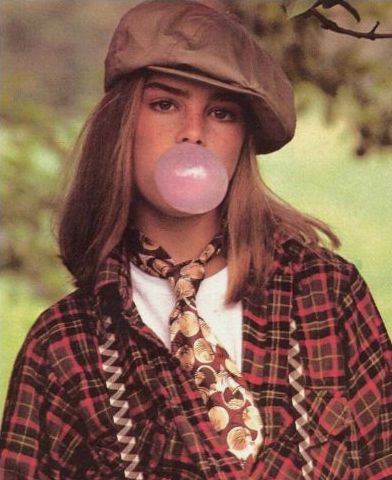 Are brooke shields old